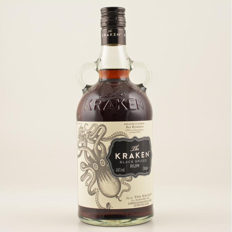 KRAKEN Black Spice Rum