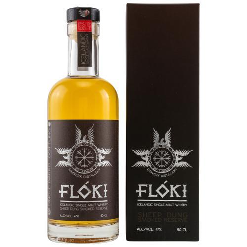 FLOKI -Iceland-Single Malt Sheep Dung Smoked Reserve