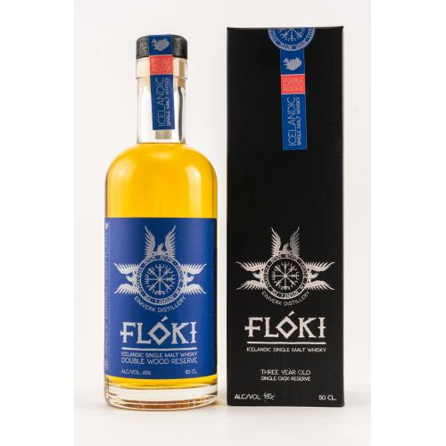 Floki Double Wood Single Cask Reserve Stout Finish