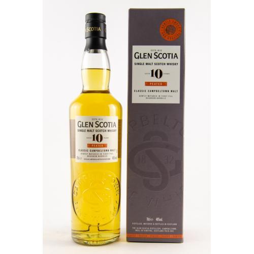 Glen Scotia 10 Peated