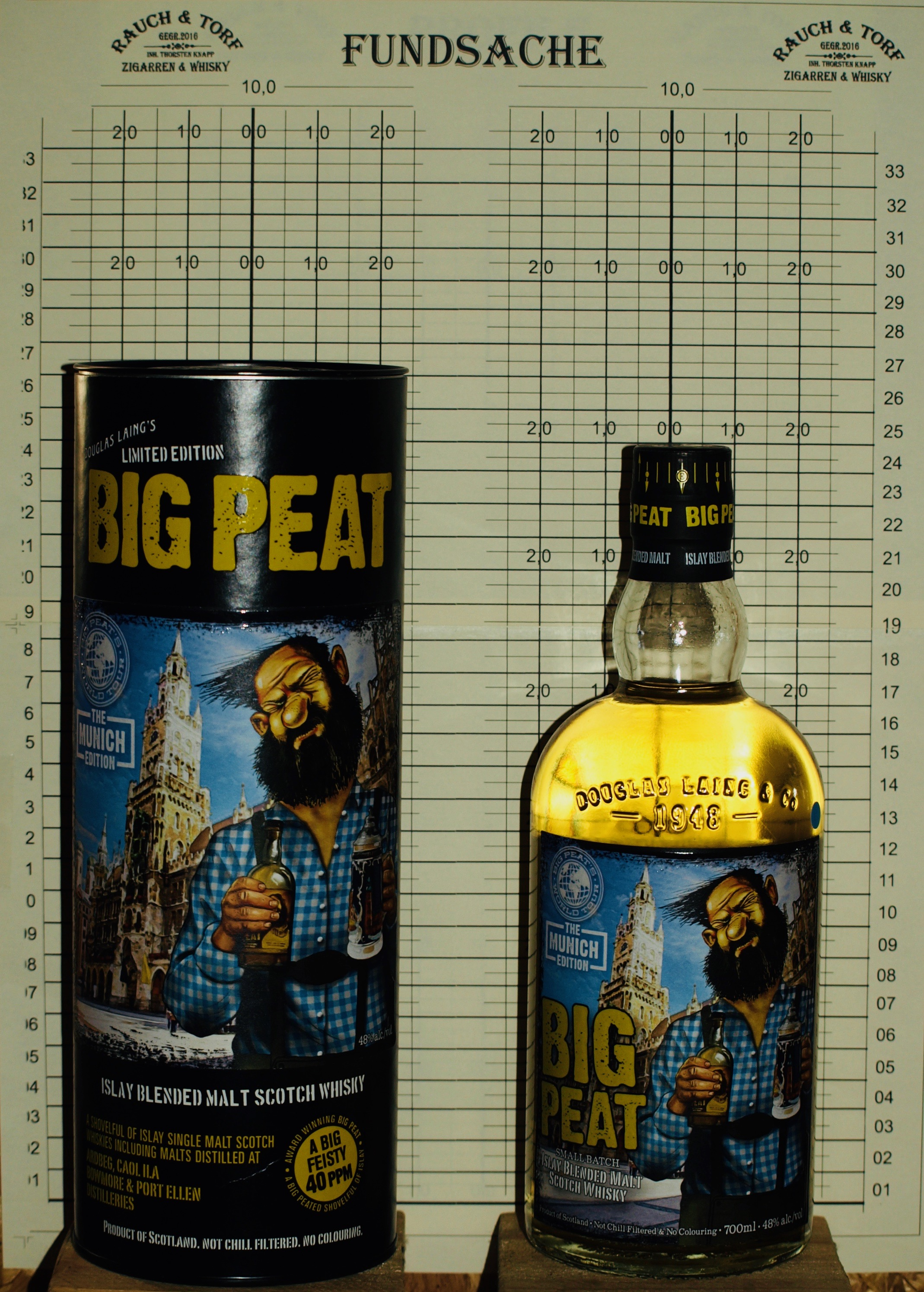 BIG PEAT Munich Edition