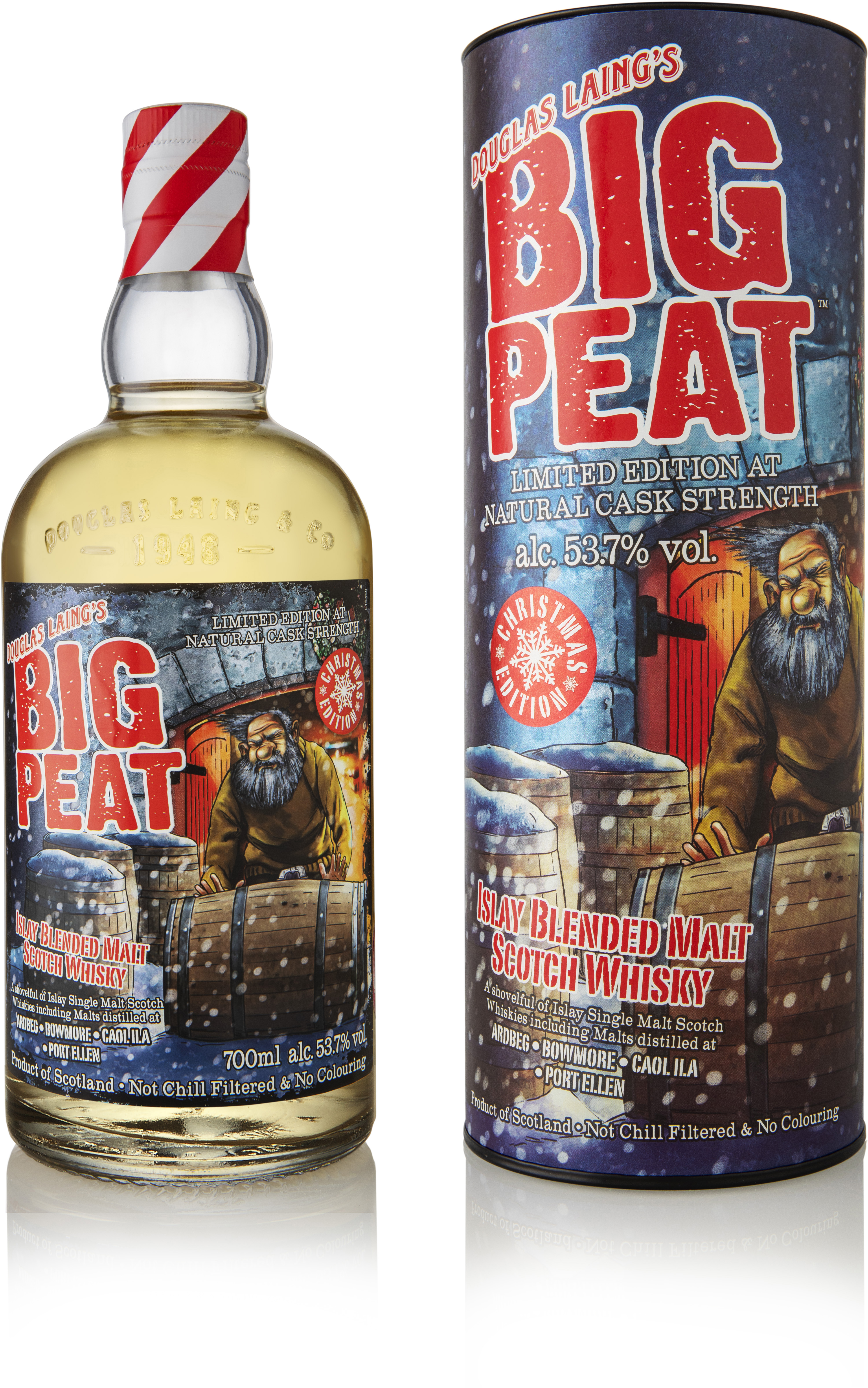 BIG PEAT CHRISTMAS EDITION 2019