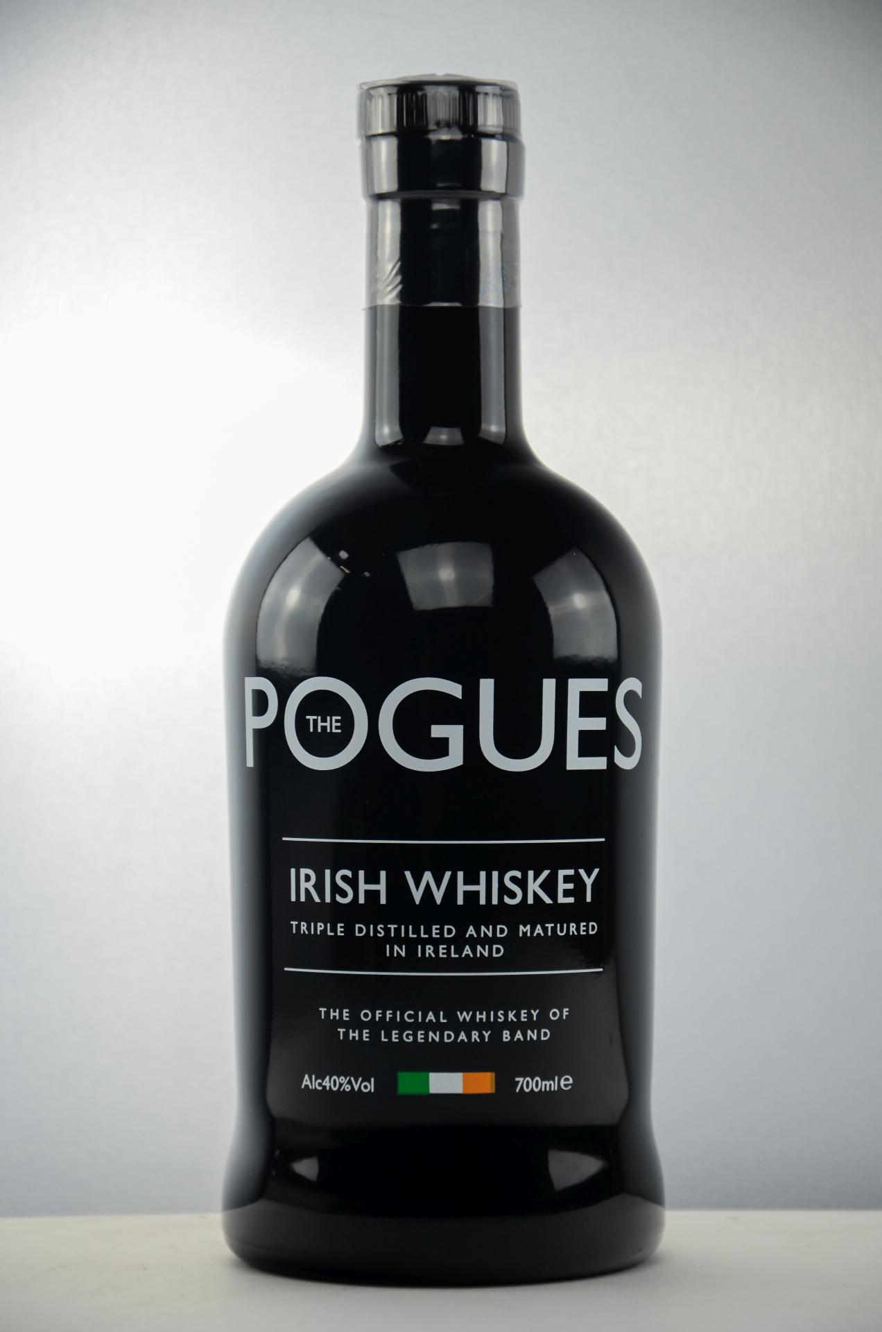 The Pogues Tripple Destilled
